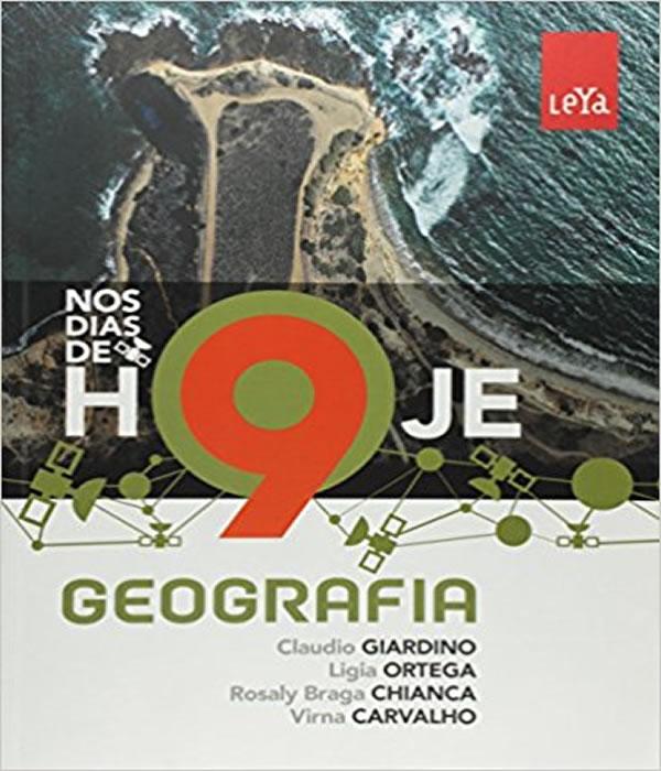Nos Dias de Hoje - Geografia - EF II - 9 ANO - 2 ED