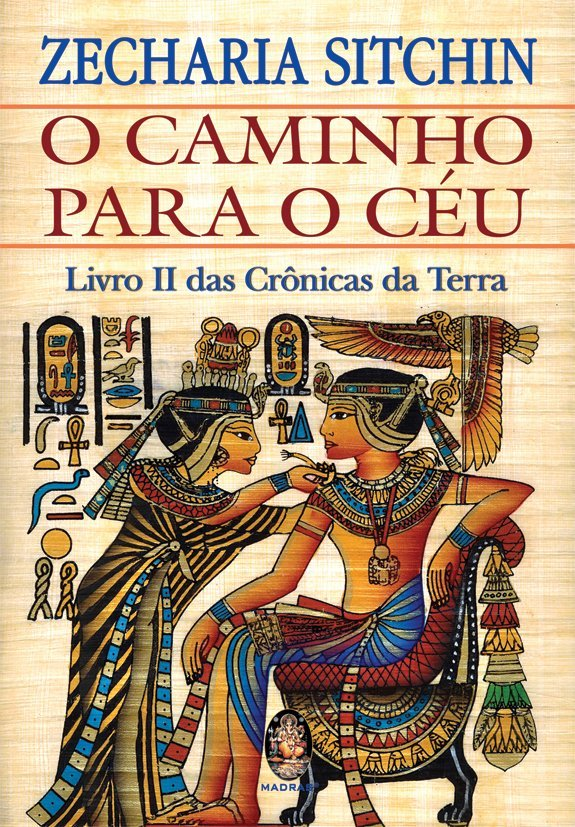 O Caminho para o Ceu: Livro II das Cronicas da Terra