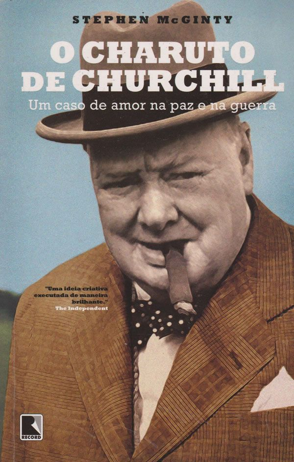 O Charuto De Churchill