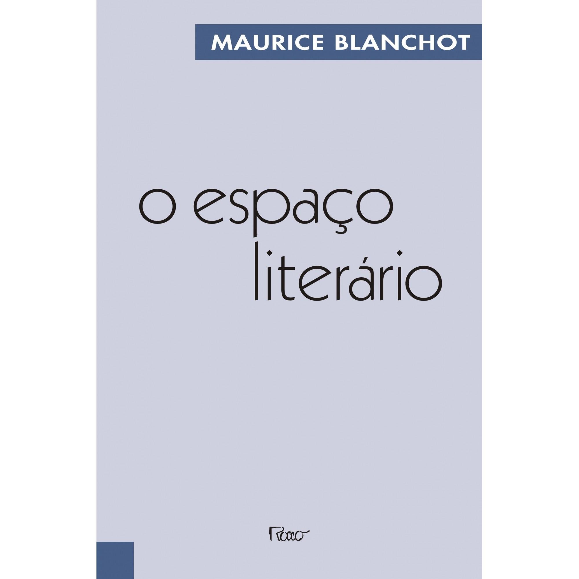 O Espaco Literario