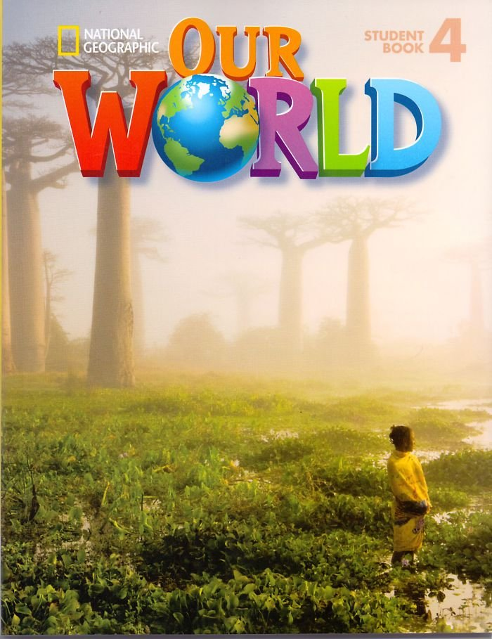 Our WORLD 4: Student Book + CD-ROM