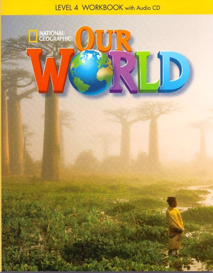 Our WORLD 4: Workbook + Audio CD