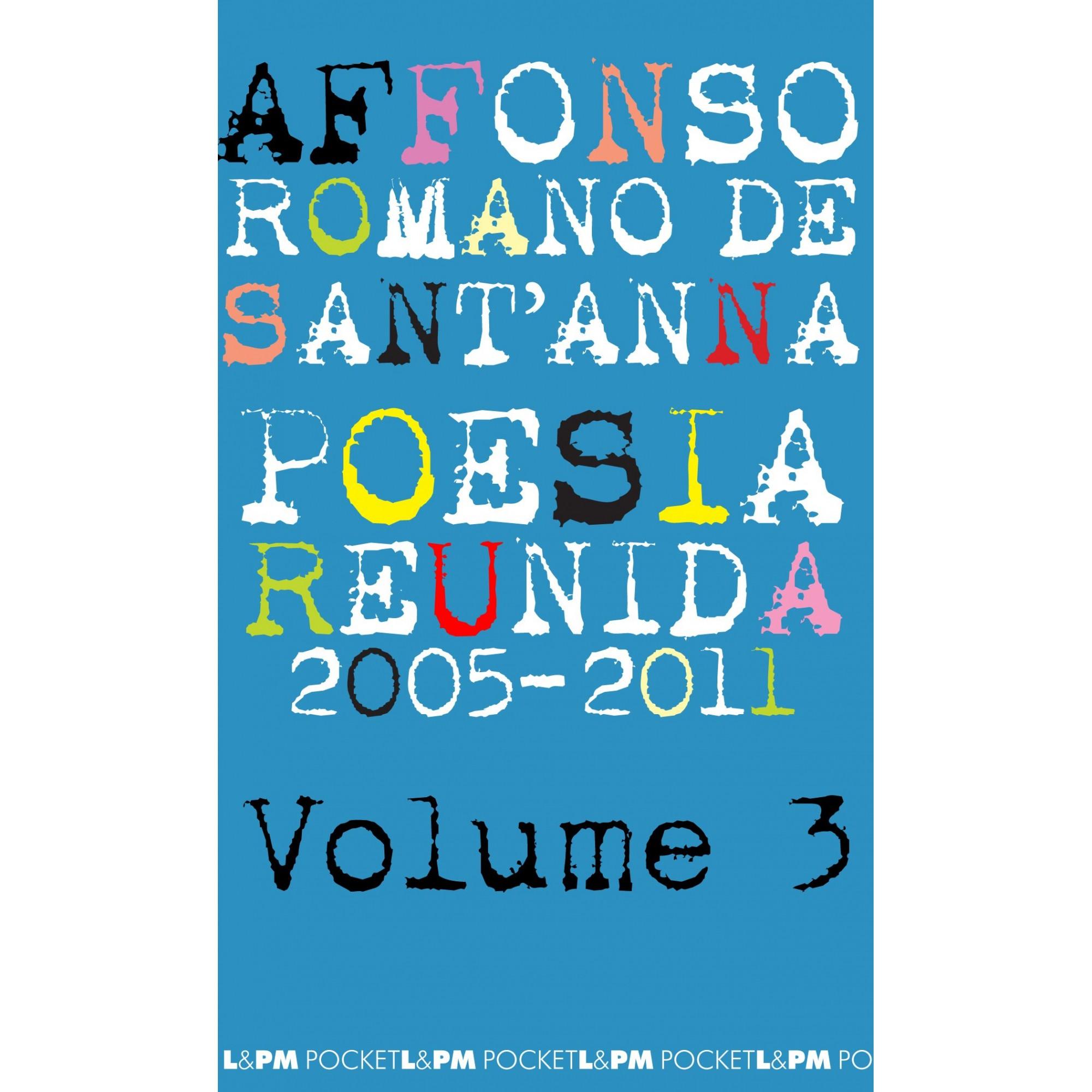 Poesia Reunida - VOL. 3