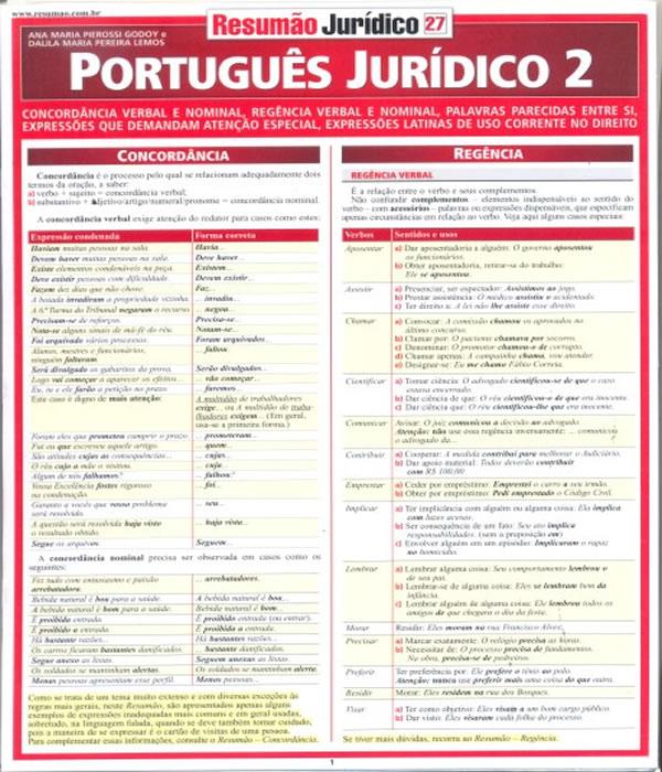 Portugues Juridico 2