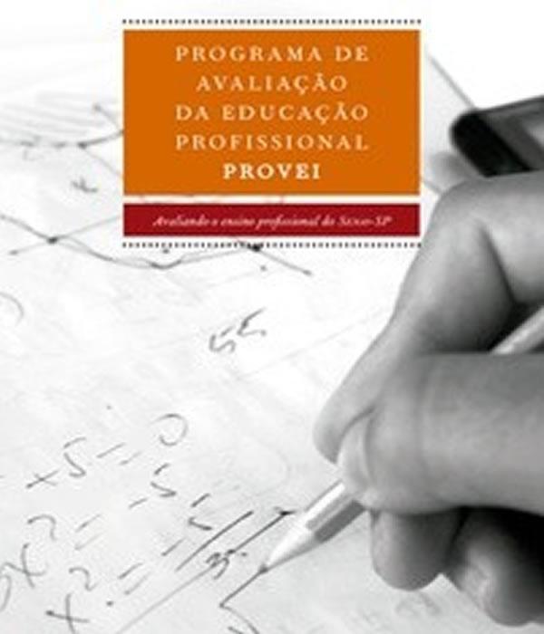 Programa de Avaliacao da Educacao Profissional - Provei