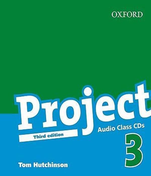 Project 3 - CLASS Audio CDS - 03 ED
