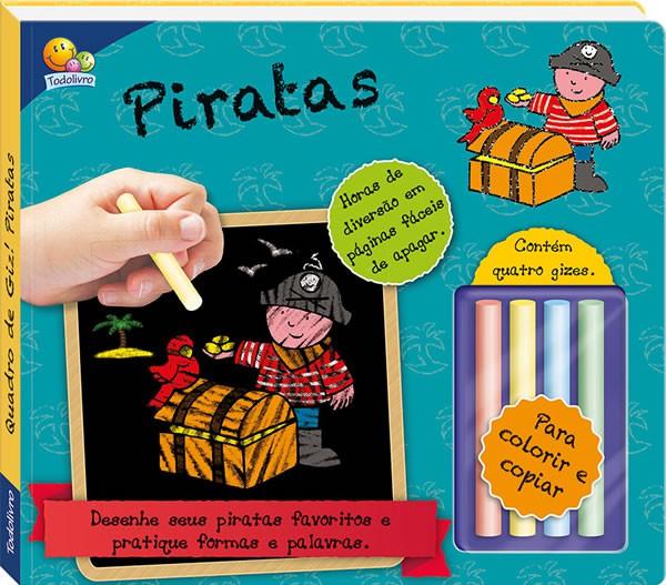 Quadro de GIZ! Piratas