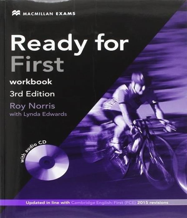 Ready FOR FCE - Workbook WITH Audio CD - 03 ED