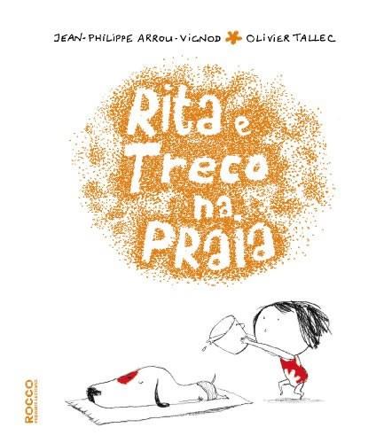 Rita E Treco Na Praia - Vol 03