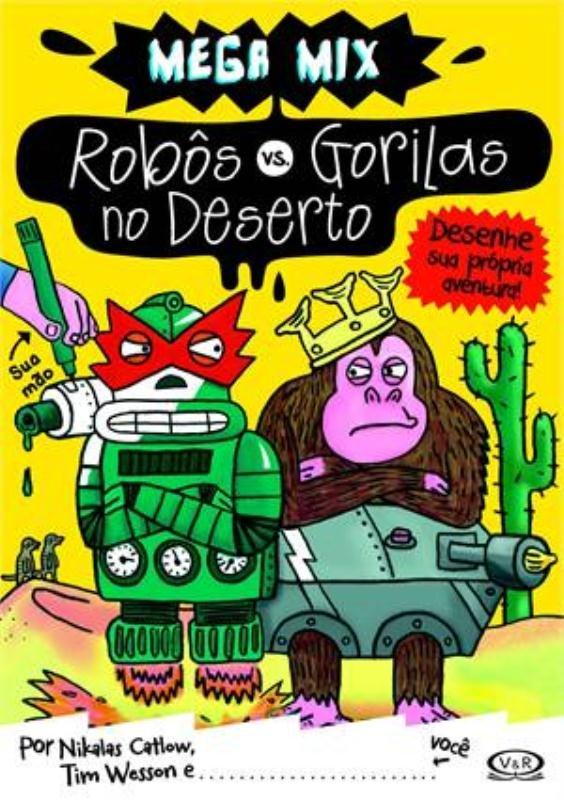 Robos VS. Gorilas NO Deserto