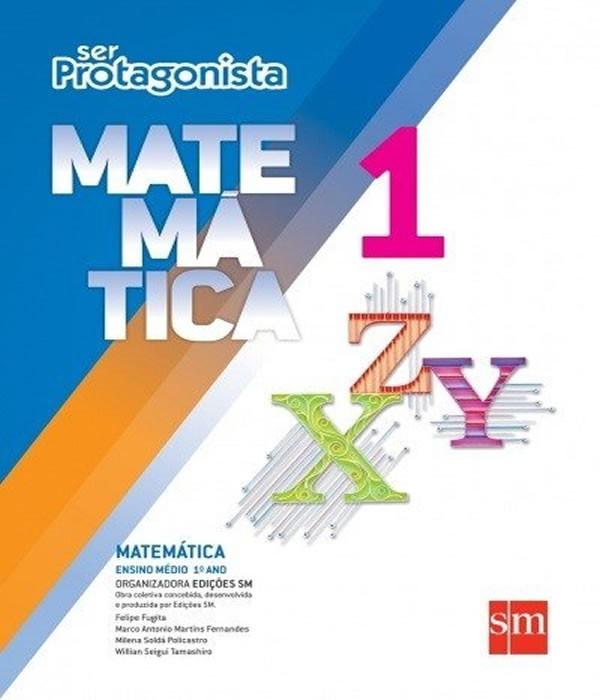 Ser Protagonista - Matematica - 1 ANO - em - 03 ED