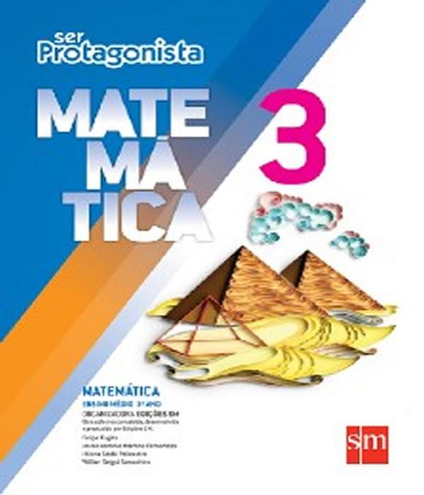 Ser Protagonista - Matematica - 3 ANO - em - 03 ED