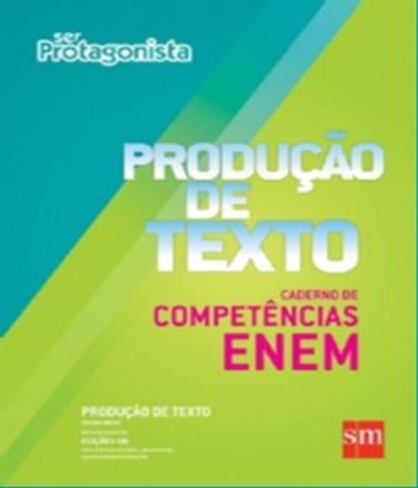 Ser Protagonista - Producao de Texto - Volume Unico - em