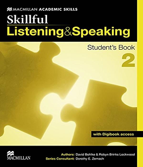 Skillful Listening & Speaking Student´s BOOK-2