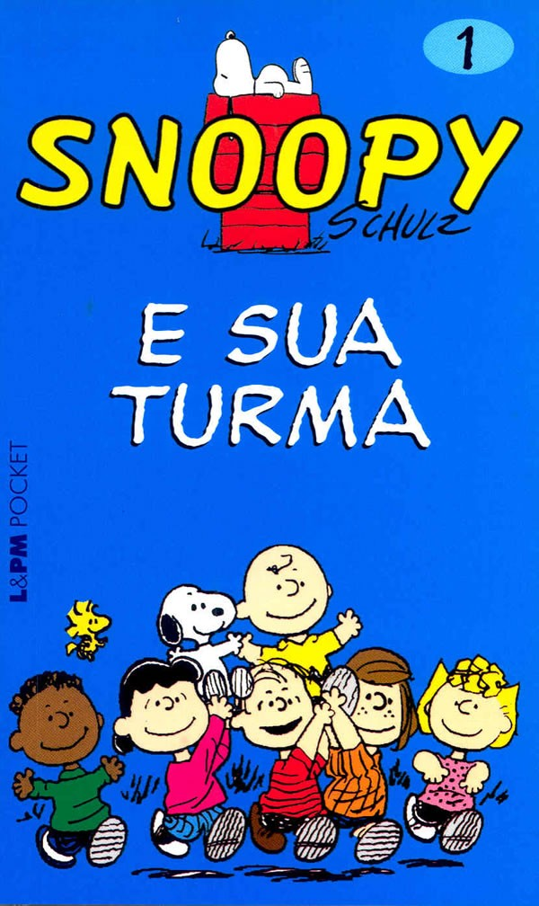 Snoopy 1 - e Sua Turma