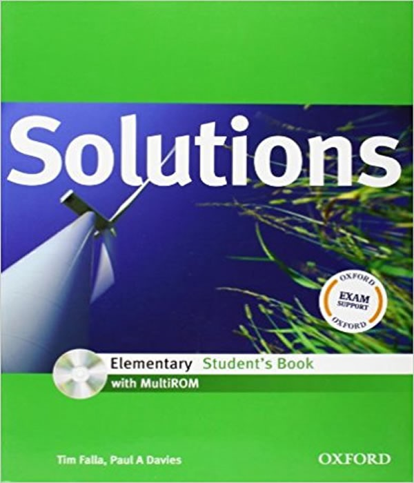 Solutions - Elementary - Student Book