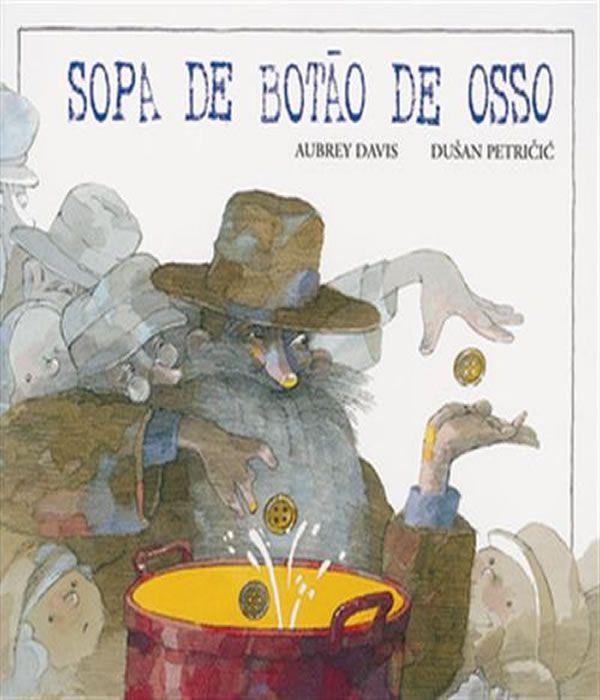 Sopa De Botao De Osso