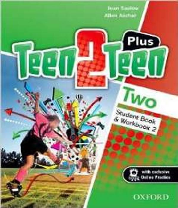 TEEN2TEEN 2 PLUS - Student PACK