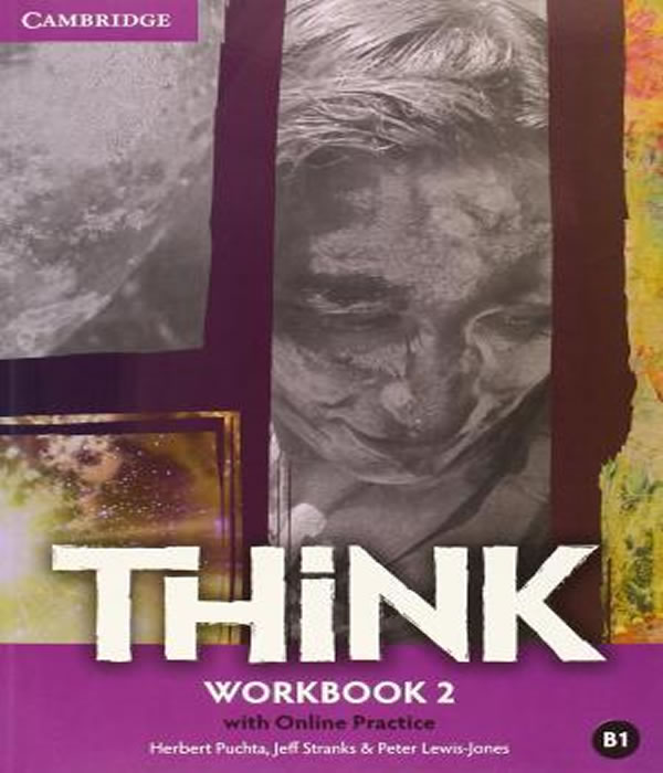 Think 2 - Workbook WITH Online Practice