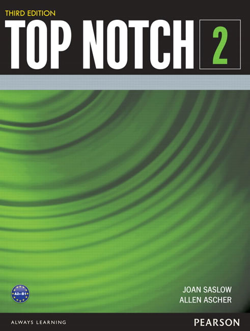 Top NOTCH 2 Student Book THIRD Edition