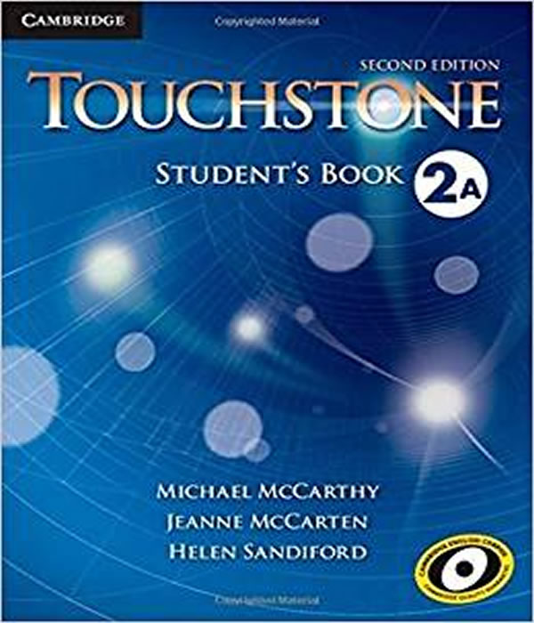 Touchstone 2A - Student´s Book - 02 ED