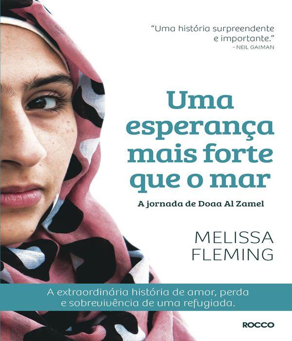 Uma Esperanca Mais Forte Que o MAR: a Jornada de Doaa AL Zamel