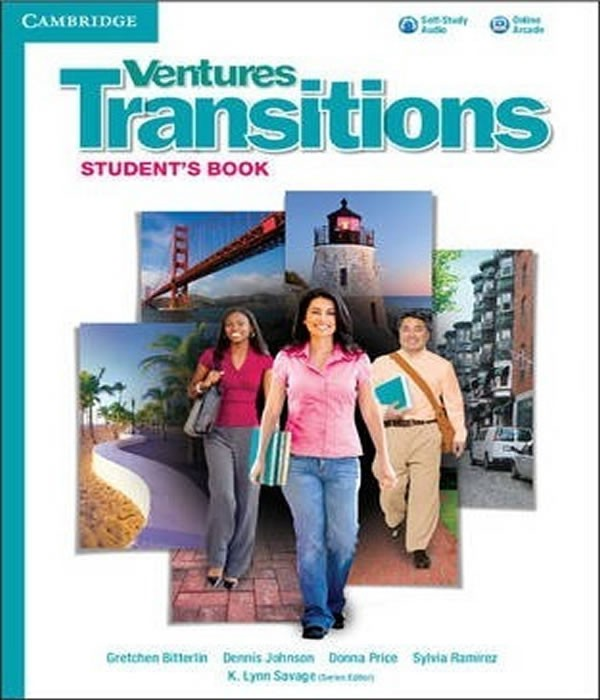 Ventures Transitions 5 - Student´s Book WITH Audio CD-ROM