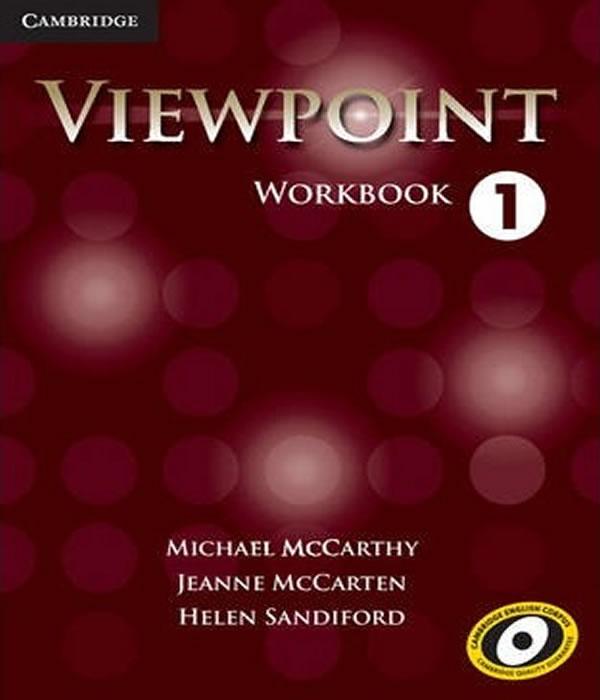 Viewpoint 1 - Workbook