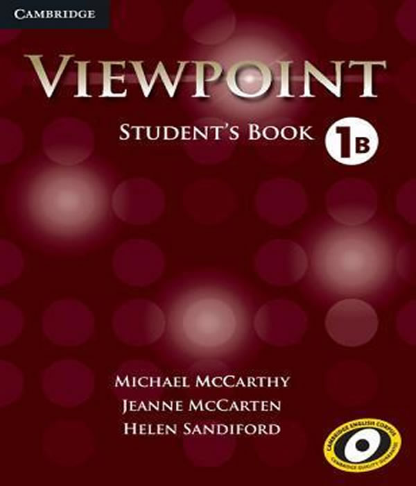 Viewpoint 1B - Student´s Book