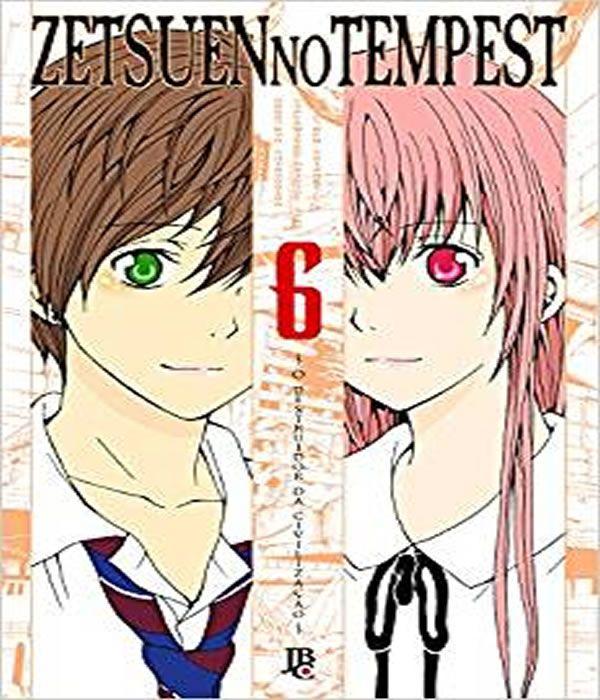 Zetsuen No Tempest - Vol. 6