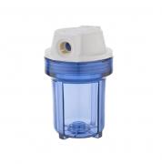 Carcaça do Filtro FIT 5 Azul 1/2 Rosca