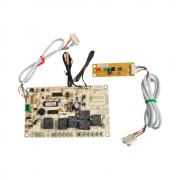 Conjunto Placa Eletrônica Space Split Springer Piso Teto - 05830425