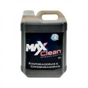 Detergente Desincrustante 5 Litros Maxclean Plus Limpeza Ar Condicionado