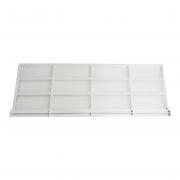 Filtro Ar Condicionado Split Springer Piso/Teto Space ou Silvermax 18.000 a 36.000 BTU/h - 13801115