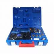 Flangeador Excêntrico Elétrico Bateria Dszh 1/4 A 3/4 ETE800