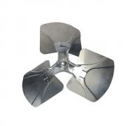 Helice Aluminio Condensadora ar Condicionado Split Springer Carrier Modernita 90000 3 Pas 17601026