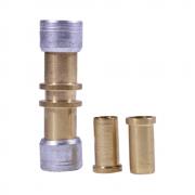 Junta Lokring 3/8 X 3/8 Cobre 9,53mm - Vulkan