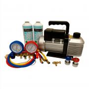 Kit de Ferramentas para Refrigeração Automotiva 02