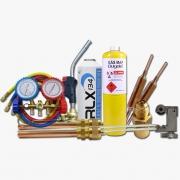 Kit de Ferramentas para Refrigeração Doméstica
