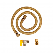Kit de Instalação para Gás Encanado Consul W10866791