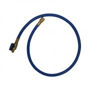 Mangueira C/ Registro Bola de 0,90 cm - Azul