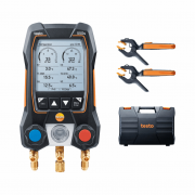 Manifold Digital Testo 550s Inteligente Com Sondas Wireless de  Temperatura de Pinça