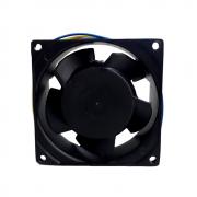 Micro Ventilador Axial 80x80X38 Sucção com Rolamento bivolt 60Hz