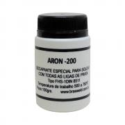 Pasta Fluxo Para Solda Aron 200 - 100g