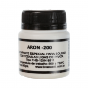 Pasta Fluxo Para Solda  Aron  200 - 80g