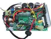 Placa eletronica principal da condensadora inverter 22btu quente fria 201338090064