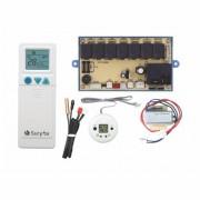 Placa Universal para Ar Condicionado Cassete com Controle - 80150124 - Suryha