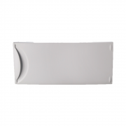 Porta Interna Congelador e Emblema Geladeira Brastemp Consul - 326038605