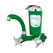 Purificador Ideale Eco Verde Água / Cromado 8415 - Planeta água