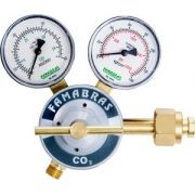 Regulador de Pressão de Gás Carbônico CO2 - RI-50N - Famabras